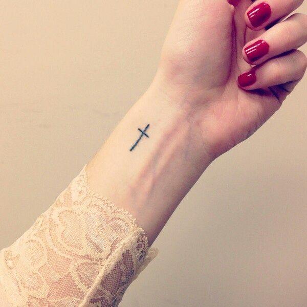 Tatuaż Krzyż Prawicowyinternetpl